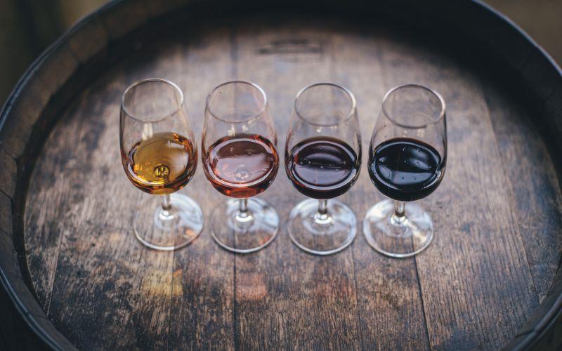 vino prodotto da fermentazione