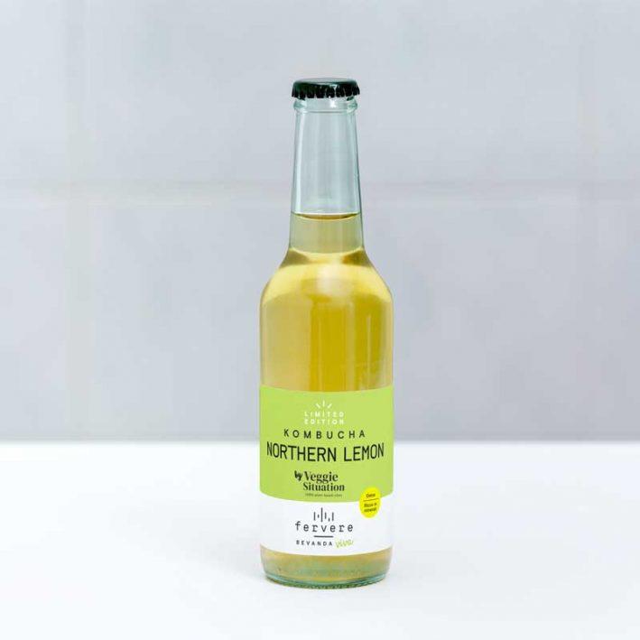 northern lemon kombucha con olivello spinoso Fervere